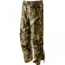 Cabela's Men's Rain Suede Pants with 4MOST DRY-Plus and ScentLok - Realtree Xtra 'Camouflage' (LARGE)
