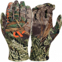 First Lite Men's Lightweight Merino-Wool Gloves - Fusion Camo (XL)