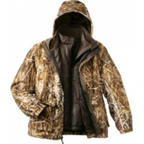 A.G.O. Waterfowl 4-in-1 Parka - Backwaters (XL)