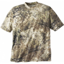 Cabela's Men's ColorPhase Short-Sleeve Tee Shirt with 4MOST Adapt - Zonz Western 'Camouflage' (3XL)