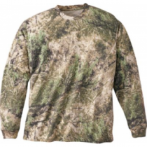 Cabela's Men's ColorPhase Long-Sleeve Tee Shirt with 4MOST Adapt - Zonz Western 'Camouflage' (XL)