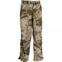 Cabela's Men's MT050 Pro Rain Pants with Trinity Technology and Gore-TEX - Zonz Woodlands 'Camouflage' (2XL)