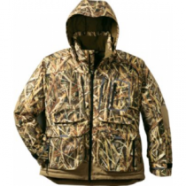 Cabela's Men's Northern Flight Jacket with 4MOST DRY-Plus - Mo Shdw Grass Blades 'Camouflage' (MEDIUM)