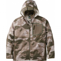 Cabela's Men's Merino-Wool Zonz Camo Tech Hoodie - Zonz Woodlands 'Camouflage' (XL)