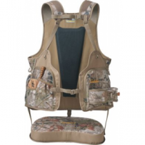 Cabela's Men's Minimalist Turkey Vest - Zonz Woodlands 'Camouflage' (ONE SIZE FITS MOST)