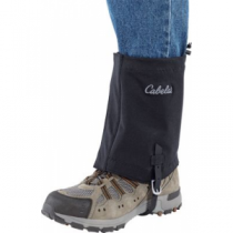 Cabela's Men's Ankle Shield Gaiter - Black (ONE SIZE FITS MOST)