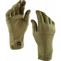 Under Armour Men's Tactical ColdGear Liner Gloves - Od Green (SMALL)