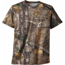 Cabela's Scorch Short-Sleeve Camo Tee Shirt - Realtree Xtra 'Camouflage' (3XL)