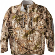 Cabela's Men's Camo Shirt with Insect Defense System - Zonz Woodlands 'Camouflage' (XL)