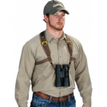 Cabela's Ultimate Binocular Harness - Black
