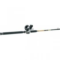 Penn 209LC/Cabela's DepthMaster Trolling Combo - Stainless, Freshwater Fishing