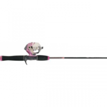 Shakespeare Ugly Stik Spincast Combo with Tackle, Freshwater Fishing