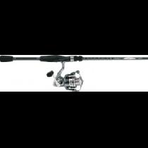 Pflueger President/Cabela's Tourney Trail Split Grip Spinning Combo - Multi, Freshwater Fishing