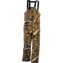 Cabela's Men's Late Season Bibs Tall - Zonz Woodlands 'Camouflage' (3XL)