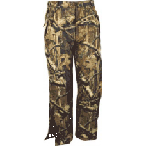 Cabela's Men's Late Season Pants Regular - Zonz Woodlands 'Camouflage' (LARGE)