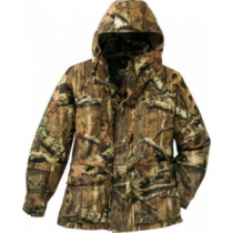 Cabela's Men's MT050 Extreme-Weather 7-in-1 Parka Tall - Zonz Woodlands 'Camouflage' (XL)