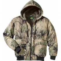 Cabela's Silent Weave Insulated Bowhunter Hooded Jacket Regular - Zonz Western 'Camouflage' (XL)