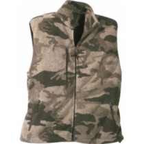Cabela's Men's Outfitter's Berber Fleece Series Vest with 4MOST Windshear Regular - Outfitter Brown (XL)