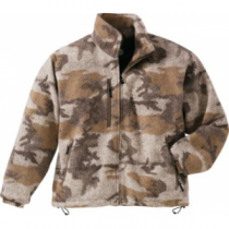 Cabela's Men's Outfitter's Wooltimate Jacket with 4MOST Windshear - Zonz Western 'Camouflage' (XL)