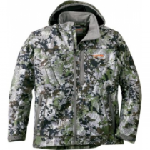 Sitka Men's Stratus WindStopper Jacket - Optifade Forest 'Camouflage' (MEDIUM)