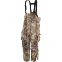 Cabela's Dry-Plus X6 Bibs with ScentLok - Zonz Woodlands 'Camouflage' (XL)