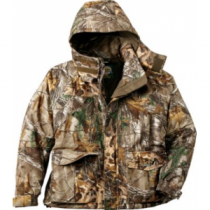 Cabela's Dry-Plus Silent-Suede Jacket Tall - Zonz Western 'Camouflage' (LARGE)