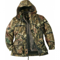 Cabela's Men's 10-Point 4-in-1 Parka with 4MOST DRY-Plus - Realtree Xtra 'Camouflage' (XL)