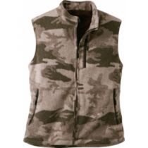 Cabela's Men's Wooltimate Vest with Windshear - Outfitter Camo (2 X-Large)