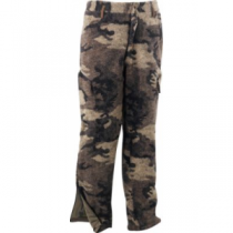 Cabela's Men's Outfitter Berber Fleece Series Pants with 4MOST Windshear Regular - Outfitter Camo (XL)