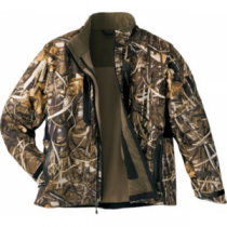 Cabela's Men's Dri-Band Jacket with 4MOST Windshear - Max 4 'Camouflage' (2XL)
