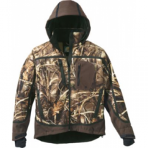Cabela's Men's Cyner-G Waterfowl Systems Izembek Soft-Shell Liner Jacket - Max 4 'Camouflage' (2XL)