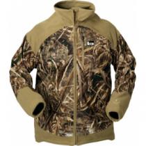Banded Men's UFS Fleece Full-Zip Jacket - Realtree Max-5 (3XL)