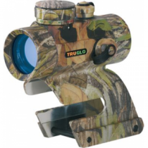 Truglo Dual Color Red-Dot Sight - Red