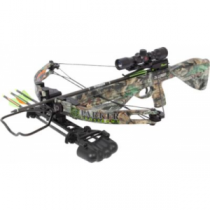 Parker Challenger Crossbow Package - Red