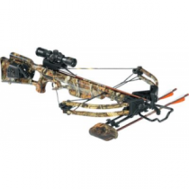 TenPoint Titan Xtreme Crossbow Package with ACUdraw 50 - Black
