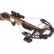 Barnett Ghost 385 Crossbow Package - Camo