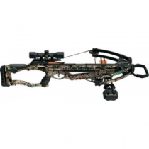 BARNETT Raptor FX Crossbow Package - Camo