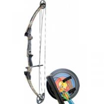 Genesis Camo Compound-Bow Kit