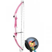 Genesis Pink Lemonade Compound-Bow Kit