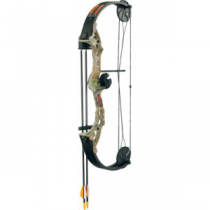 Bear Archery Youth Warrior Camo Package