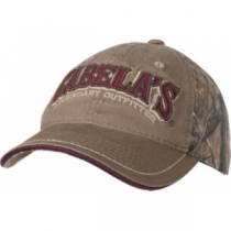 Cabela's Logo Youth Two Tone Camo Cap - Realtree Ap Hd 'Camouflage' (ONE SIZE FITS MOST)