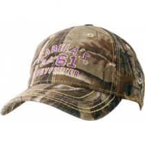 Cabela's Logo Girls' Camo Cap - Realtree Ap Hd 'Camouflage' (ONE SIZE FITS MOST)