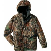 A.G.O. Youth Rainwear Jacket - Seclusion 3-D (LARGE)