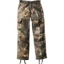 Cabela's Youth Silent Weave Six-Pocket Pants - Zonz Western 'Camouflage' (18)