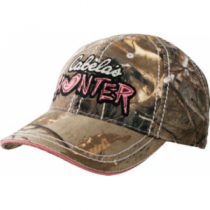Cabela's Girls' Hunter Camo Cap - Realtree Xtra 'Camouflage' (ONE SIZE FITS MOST)