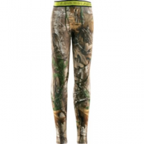 Under Armour Youth Camo Evo Leggings - Realtree Xtra 'Camouflage' (SMALL)