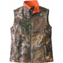 Cabela's Youth Hunter Lightweight Vest - Zonz Woodlands 'Camouflage' (2XL)