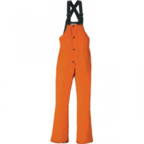 Cabela's A.G.O. Women s Blaze Insulated Bibs 'Orange' (SMALL)