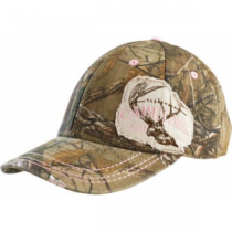 Cabela's Women's Skull Patch Camouflage Cap - Realtree Xtra 'Camouflage' (ONE SIZE FITS MOST)