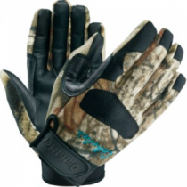 Cabela's Women's OutfitHER X6 Shooter Gloves - Zonz Woodlands 'Camouflage' (SMALL)